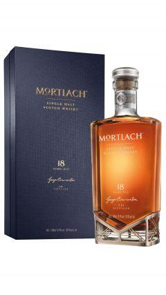 Mortlach - Speyside Single Malt 18 year old Whisky