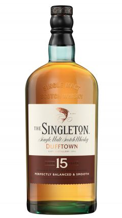 Dufftown - The Singleton - Speyside Single Malt 15 year old Whisky