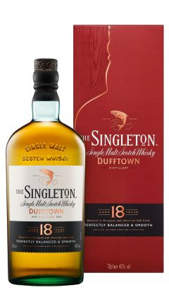 Dufftown - The Singleton - Speyside Single Malt 18 year old Whisky