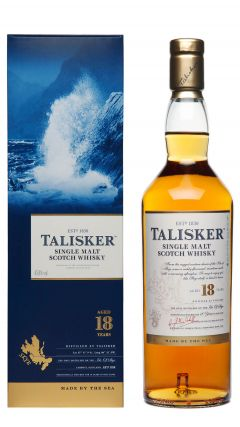 Talisker - Single Malt 18 year old Whisky