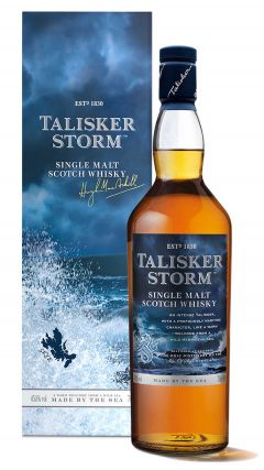 Talisker - Storm Single Malt Whisky
