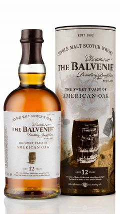 Balvenie - Stories #1 - The Sweet Toast of American Oak 12 year old Whisky