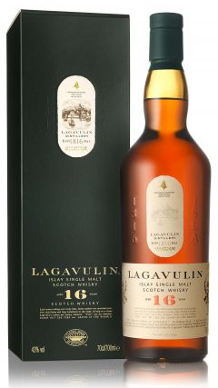 Lagavulin - Classic Malts of Scotland 16 year old Whisky