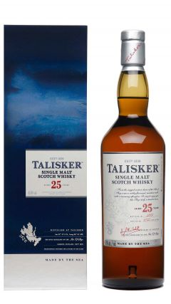 Talisker - Single Malt 25 year old Whisky