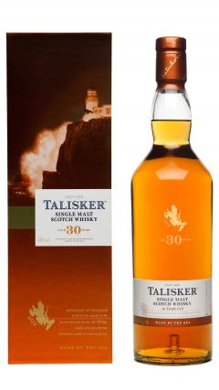 Talisker - Single Malt Scotch 30 year old Whisky
