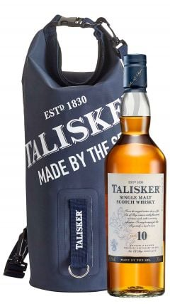 Talisker - Single Malt With Waterproof Dry Bag 10 year old Whisky