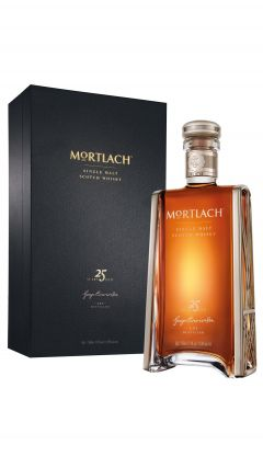 Mortlach - Speyside Single Malt 25 year old Whisky