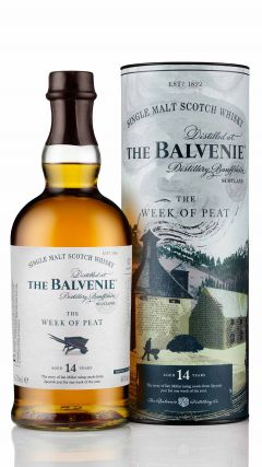 Balvenie - Stories #2 - The Week of Peat 14 year old Whisky