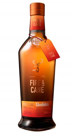 Glenfiddich - Experimental Series #4 - Fire and Cane Whisky