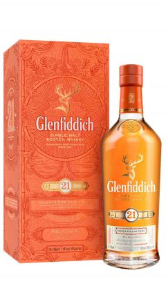 Glenfiddich - Reserva Rum Cask Finish 21 year old Whisky