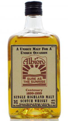 Secret Highlands - Albion Sure As The Sunrise Whisky