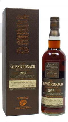 GlenDronach - Single Cask #202 - 1996 14 year old Whisky