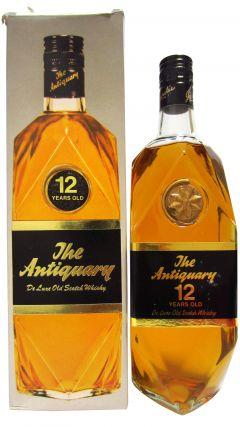 Blended Whisky - The Antiquary (1 Litre old bottling) 12 year old Whisky