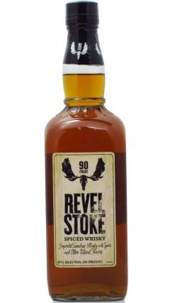 Revel Stoke - Canadian Spiced 3 year old Whisky