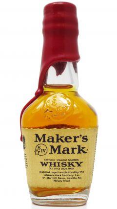 Maker's Mark - Kentucky Straight Miniature Whiskey