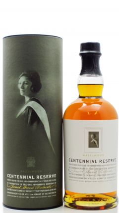 Hazelwood - Janet Sheed Roberts 100th Birthday - 1980 20 year old Whisky