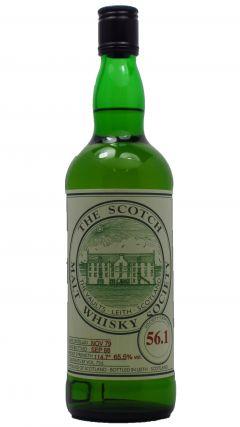 Coleburn (silent) - Scotch Malt Whisky Society SMWS 56.1 - 1979 8 year old Whisky