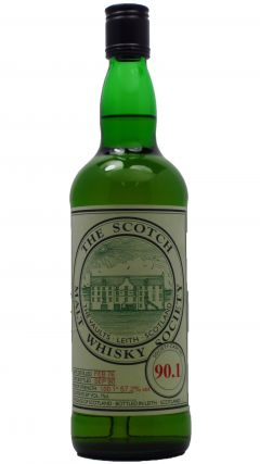 Pittyvaich (silent) - Scotch Malt Whisky Society SMWS 90.1 - 1976 14 year old Whisky