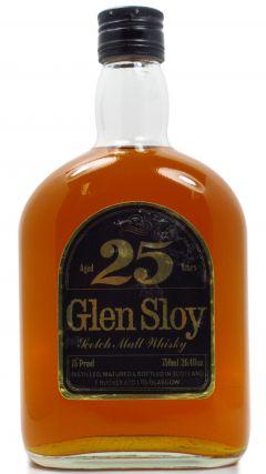 Invergordon - Glen Sloy 25 year old Whisky