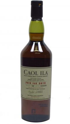 Caol Ila - Feis Ile 2010 Single Cask - 1999 10 year old Whisky