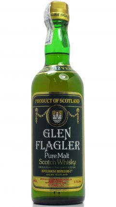 Glen Flagler (silent) - Pure Malt Scotch 12 year old Whisky