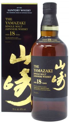 Yamazaki - Single Malt 18 year old Whisky