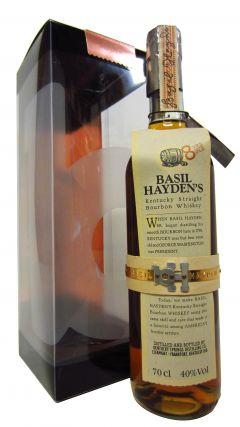 Basil Hayden's - Kentucky Straight 8 year old Whiskey