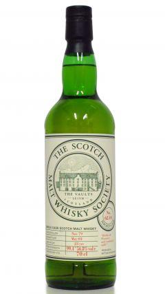 Glenlochy (silent) - Scotch Malt Whisky Society SMWS 62.10 - 1979 23 year old Whisky