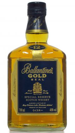 Ballantines - Gold Seal Special Reserve 12 year old Whisky