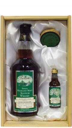 Banff (silent) - Silent Stills Box Set - 1966 34 year old Whisky