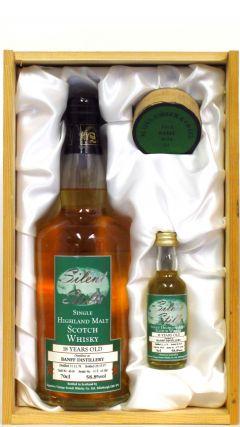 Banff (silent) - Silent Stills Box Set - 1978 18 year old Whisky