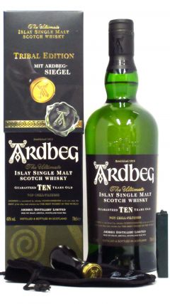 Ardbeg - Tribal Edition 10 year old Whisky