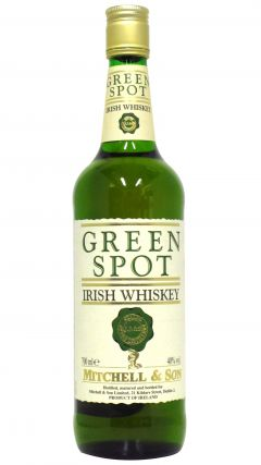 Green Spot - Mitchell & Son (old bottling) Whiskey
