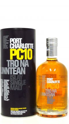 Port Charlotte - PC10 1st Edition - 2002 10 year old Whisky