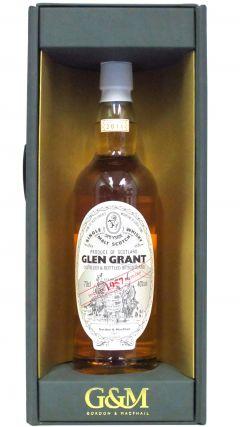 Glen Grant - Speyside Single Malt - 1957 53 year old Whisky