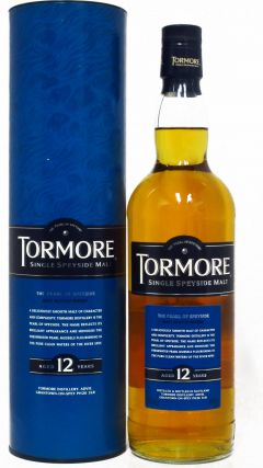 Tormore - Single Speyside Malt 12 year old Whisky