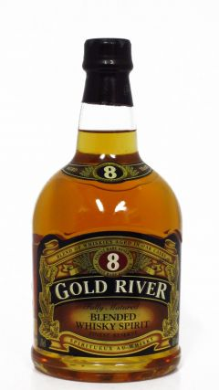 Blended Malt - Gold River 8 year old Whisky