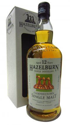 Hazelburn - Campbeltown Single Malt 12 year old Whisky