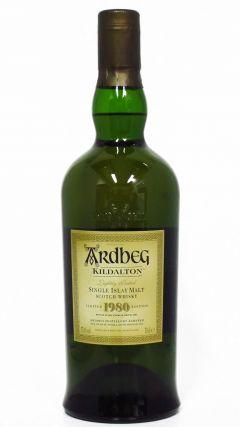 Ardbeg - Kildalton 1st Edition - 1980 24 year old Whisky