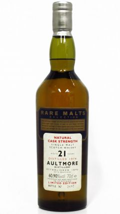 Aultmore - Rare Malts - 1974 21 year old Whisky