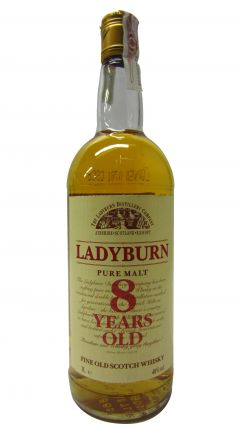 Ladyburn (silent) - Pure Malt 8 year old Whisky