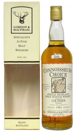 Lochside (silent) - Connoisseurs Choice - 1981 15 year old Whisky