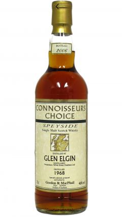 Glen Elgin - Connoisseurs Choice - 1968 38 year old Whisky