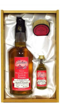 Millburn (silent) - Silent Stills Box Set - 1974 22 year old Whisky