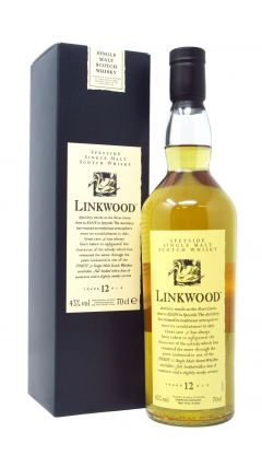 Linkwood - Flora and Fauna 12 year old Whisky