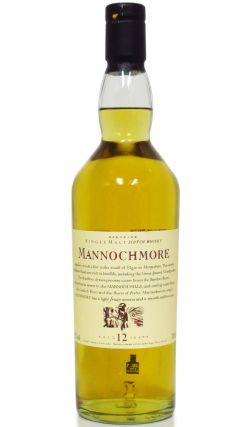 Mannochmore - Flora and Fauna 12 year old Whisky