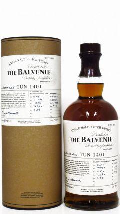 Balvenie - Tun 1401 Batch 5 Whisky