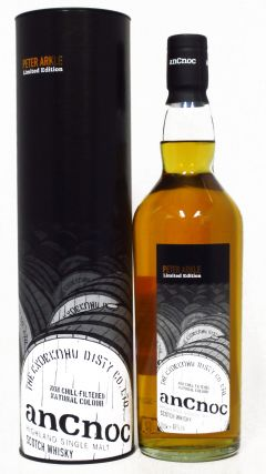 anCnoc - Peter Arkle 2nd Edition - Casks Whisky