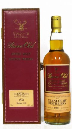 Glenlochy (silent) - Rare Old - 1968 40 year old Whisky