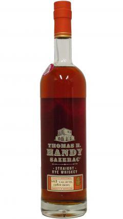 Thomas H Handy - Sazerac Straight Rye 2011 Whiskey
